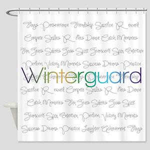 Winterguard Shower Curtain