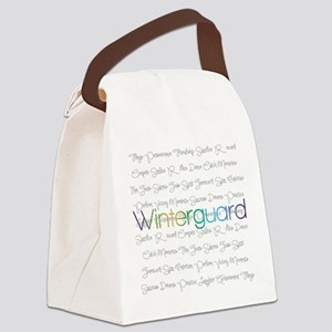 Winterguard Canvas Lunch Bag
