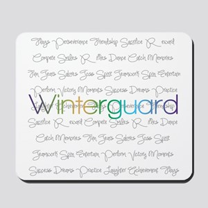 Winterguard Mousepad