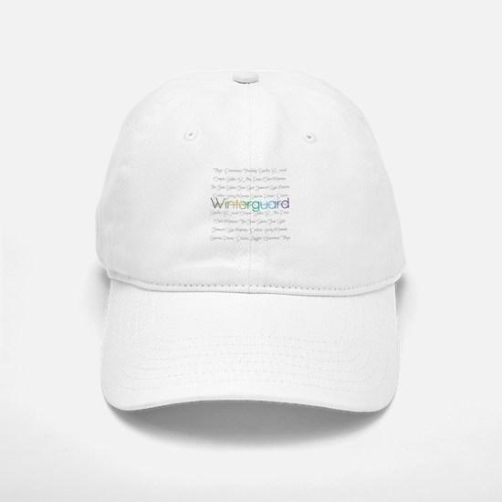 Winterguard Baseball Baseball Cap