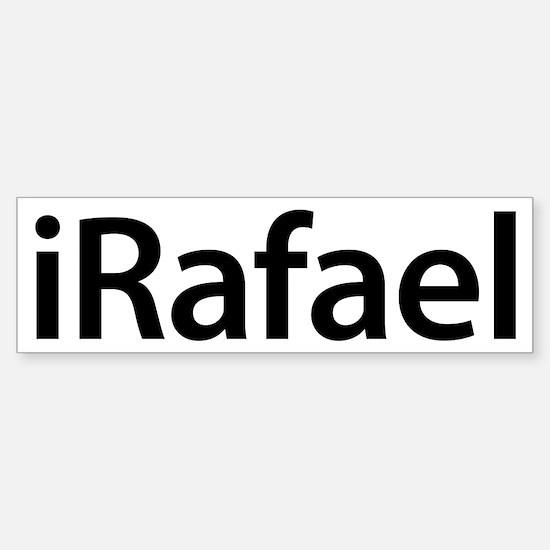 iRafael Bumper Bumper Bumper Sticker