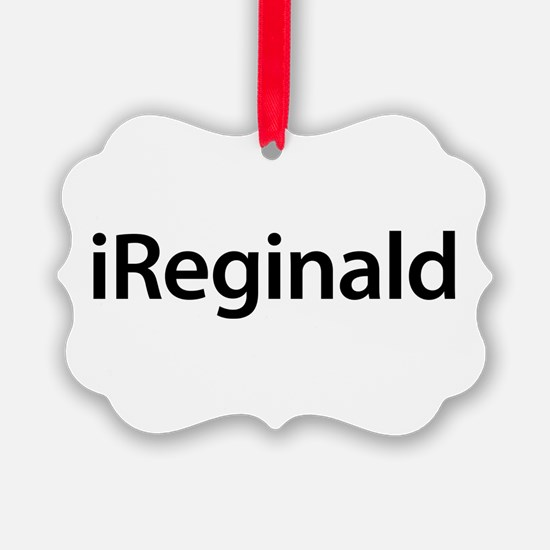 iReginald Ornament