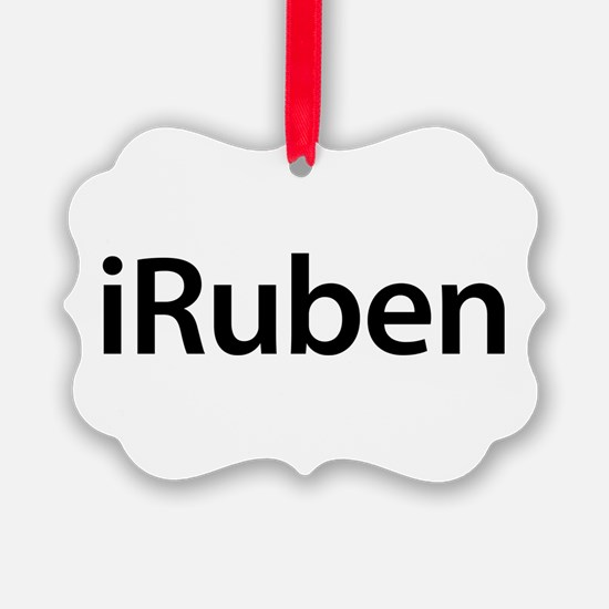 iRuben Ornament