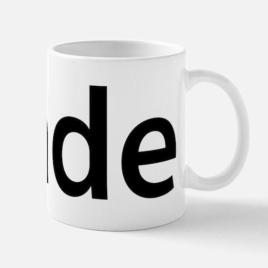 iCade Mug