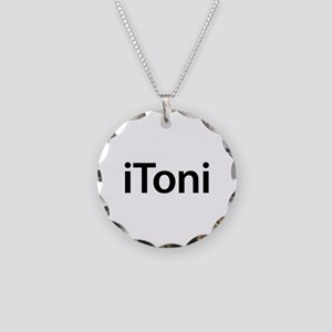 iToni Necklace Circle Charm