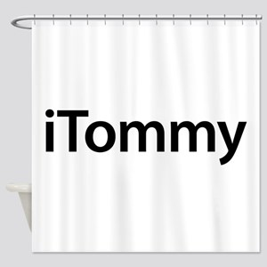 iTommy Shower Curtain