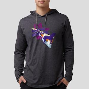 mastiffV Mens Hooded Shirt