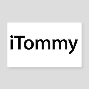 iTommy Retangular Car Magnet