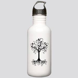 Hebrew Tree of Life Stainless Water Bottle 1.0L