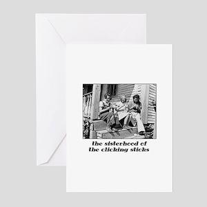 clickstix Greeting Cards