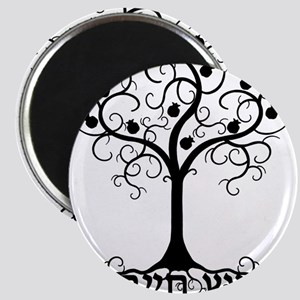 Hebrew Tree of Life Magnets