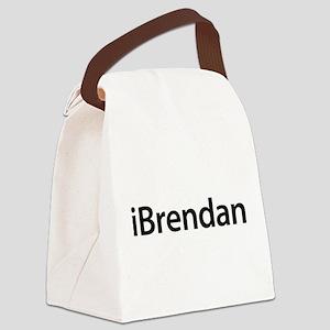 iBrendan Canvas Lunch Bag