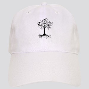 Hebrew Tree of Life Cap