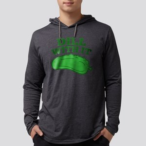 DillWithIt1D Mens Hooded Shirt