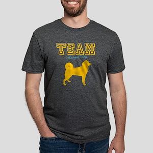 kangal dogW Mens Tri-blend T-Shirt