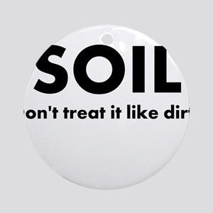 Soil Ornament (Round)