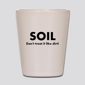 Soil Shot Glass