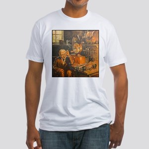 September, 1928 Fitted T-Shirt