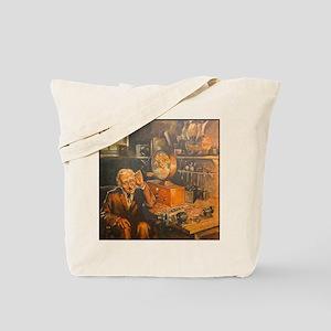 September, 1928 Tote Bag