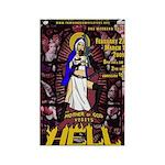 Mother of God Rectangle Magnet (100 pack)