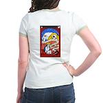 Mother of God Jr. Ringer T-Shirt