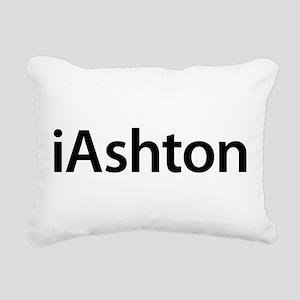 iAshton Rectangular Canvas Pillow
