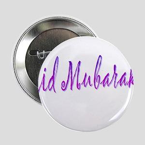 "Eid Mubarak 2.25"" Button"