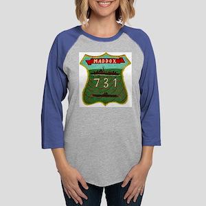 patch Womens Baseball Tee