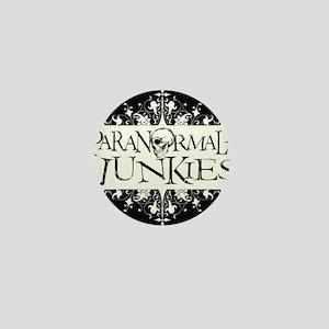 Paranormal-Junkies Logo Mini Button