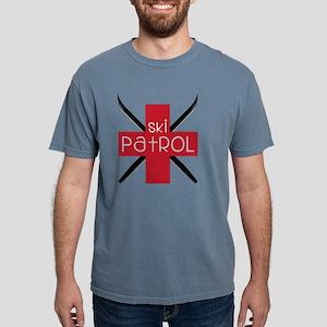Ski Patrol Mens Comfort Colors Shirt