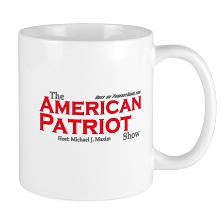 The American Patriot Show Mug