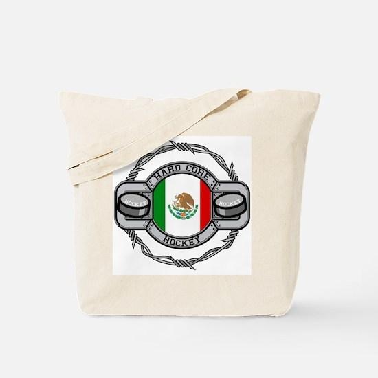 Mexico Hockey Tote Bag