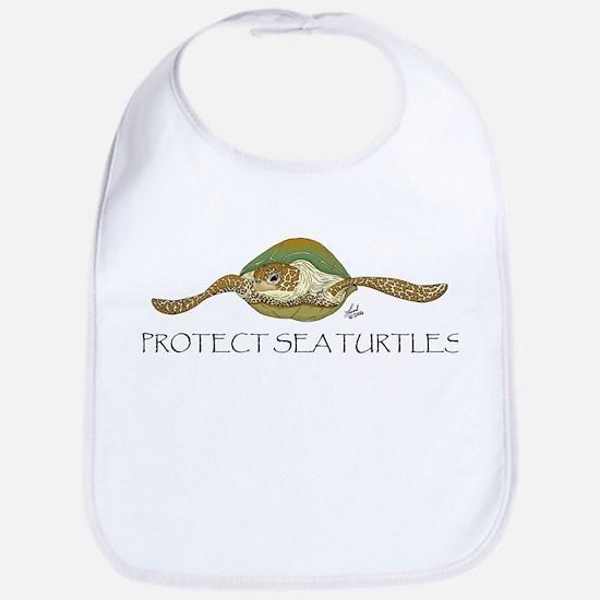 Sea Turtle Bib