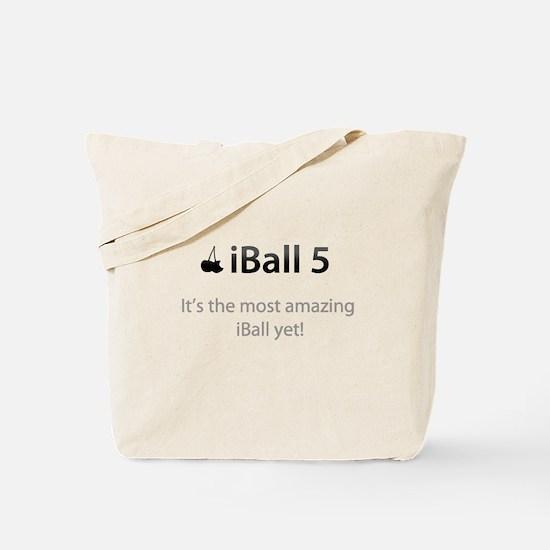 iBall 5 Tote Bag