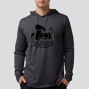 killdozer Mens Hooded Shirt