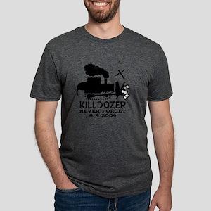 killdozer Mens Tri-blend T-Shirt
