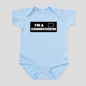 I'm a Connecticutie Infant Bodysuit