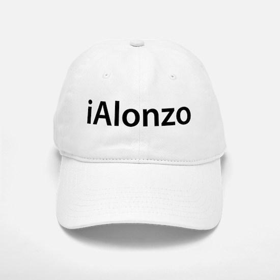 iAlonzo Baseball Baseball Cap