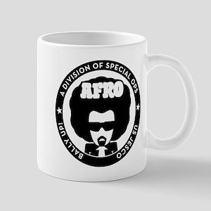 Main Afro's Logo Mug