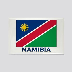 Namibia Flag Merchandise Rectangle Magnet