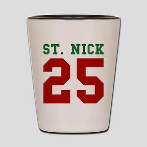St. Nick 25 Shot Glass