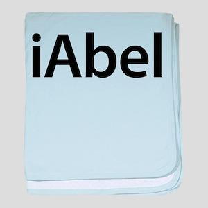 iAbel baby blanket