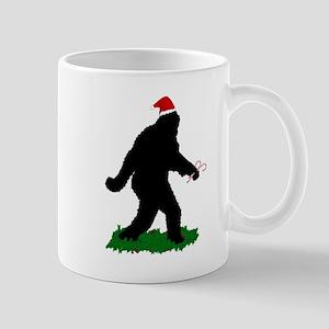 Christmas Squatchin Mug