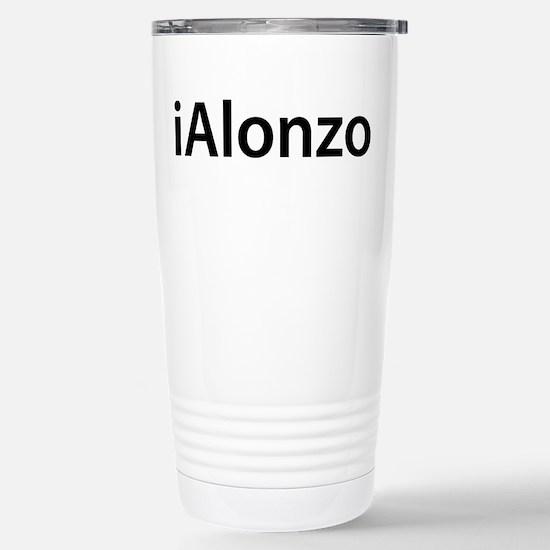 iAlonzo Stainless Steel Travel Mug