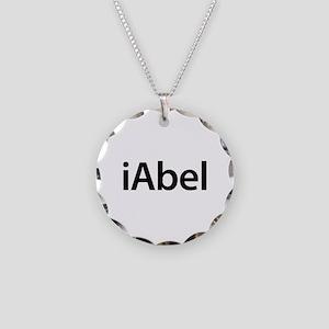 iAbel Necklace Circle Charm