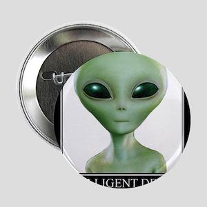 """Intelligent Design: Believe in it. 2.25"""" Button"""