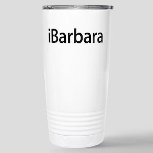 iBarbara Stainless Steel Travel Mug