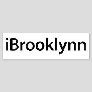 iBrooklynn Bumper Sticker