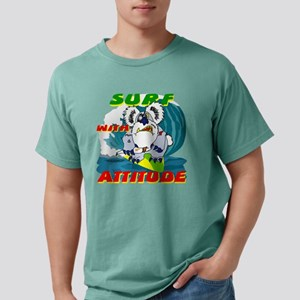 attisurfshrt Mens Comfort Colors Shirt