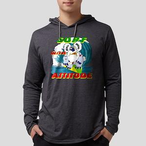 attisurfshrt Mens Hooded Shirt